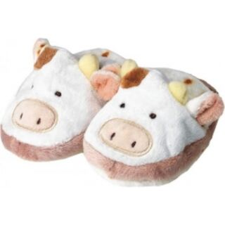 Diinglisar Slippers Tame Cow