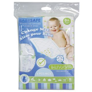 BABY SAFE - Disposable Baby Change Mat