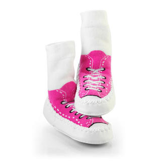 Mocc On Sneaker - FUSCHIA  50% OFF