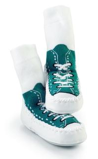 Mocc On Sneaker - TURQUOISE  50% OFF