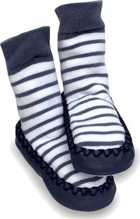 Mocc Ons Designer Nautical Stripe - 35% OFF