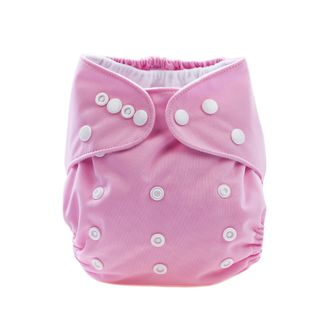 Binnie Cloth Nappy incl. Inner - Pink