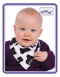 SKIBZ - Skibz Funky All-Day Dribble Bib - 50% OFF