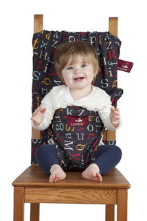 Totseat - Alphabet Travel Highchair