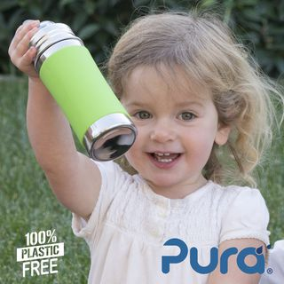 Pura Kiki 325ml TODDLER Sippy Bottle