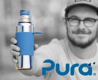 Pura Sport 850ml Stainless Drinking Bottle