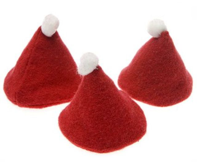 SANTA HAT Pee-Pee Teepee 5 packet