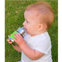 Pura Kiki® 150ml INFANT Stainless Bottle - Slow Teat