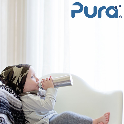 Pura Kiki 260ml Insulated INFANT Stainless Bottle