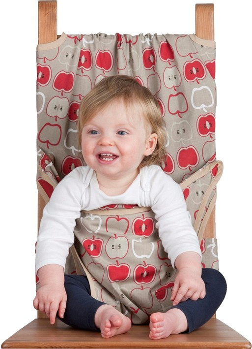 TOTSEAT - Washable, Squashable Travel Highchair