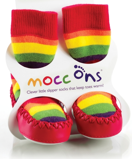 Designer Mocc On - RAINBOW  50% OFF