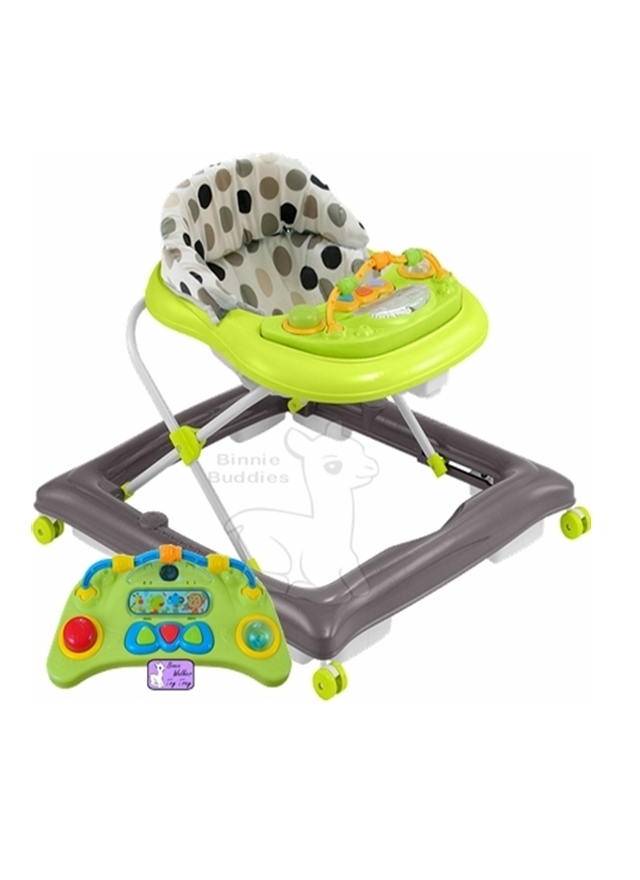 Binnie Baby Walker - Spots