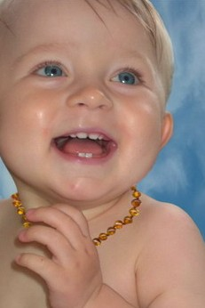 Baby Teething Necklaces & Bracelets
